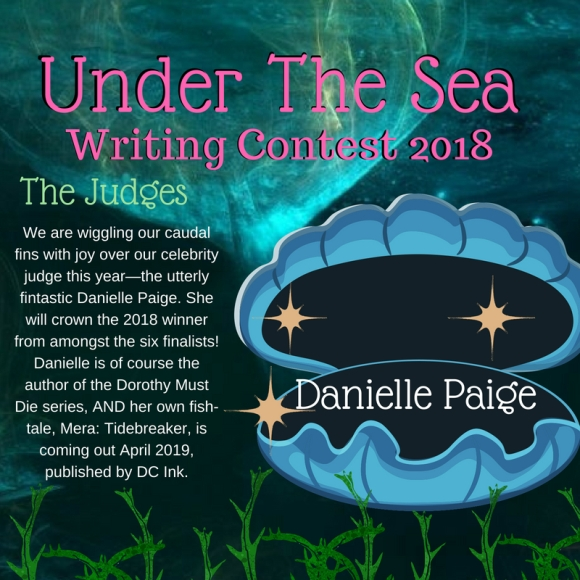Under The Sea Writing Contest2018 Danielle