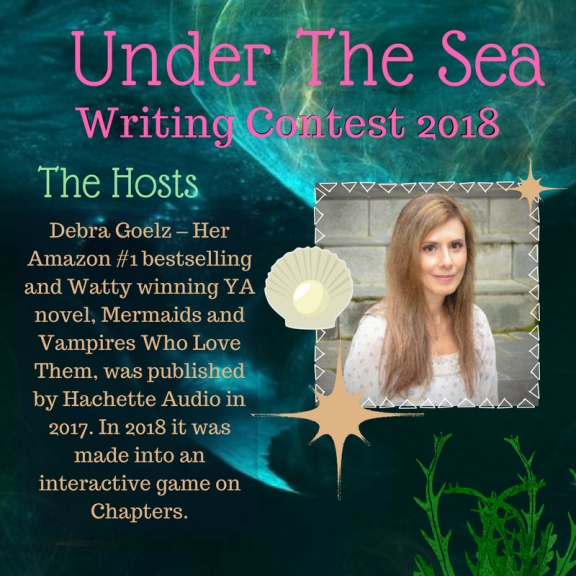 Under The Sea Writing Contest2018 debbie final